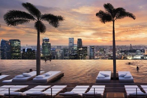 Infinity Pool_Marina Bay Sands Singapur