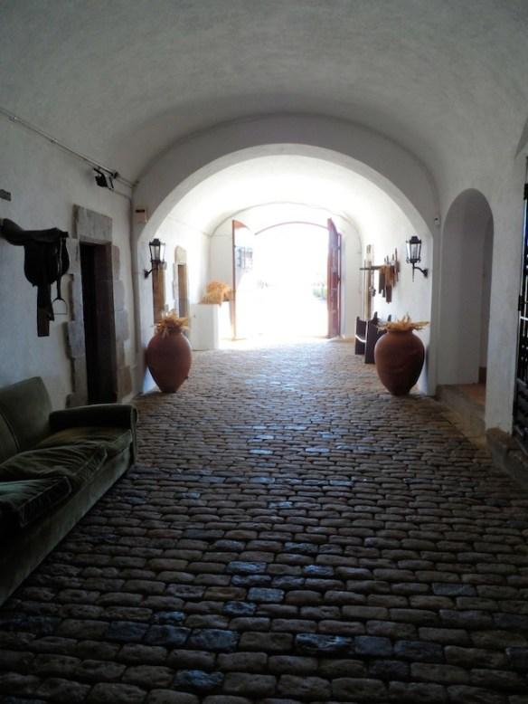 White Summer Market & Party - Mas Gelabert interior