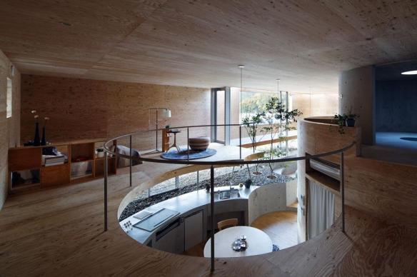Pin house interior  5