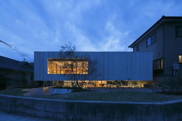 Pin house exterior  3
