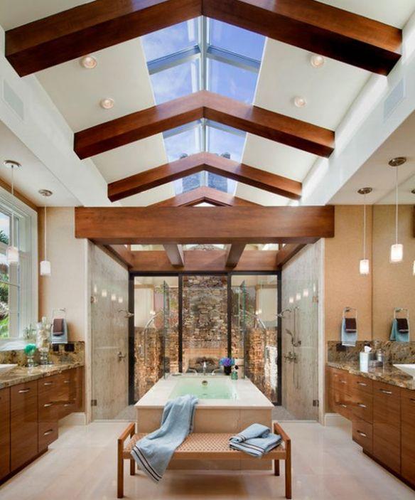 Lucernarios baños 13