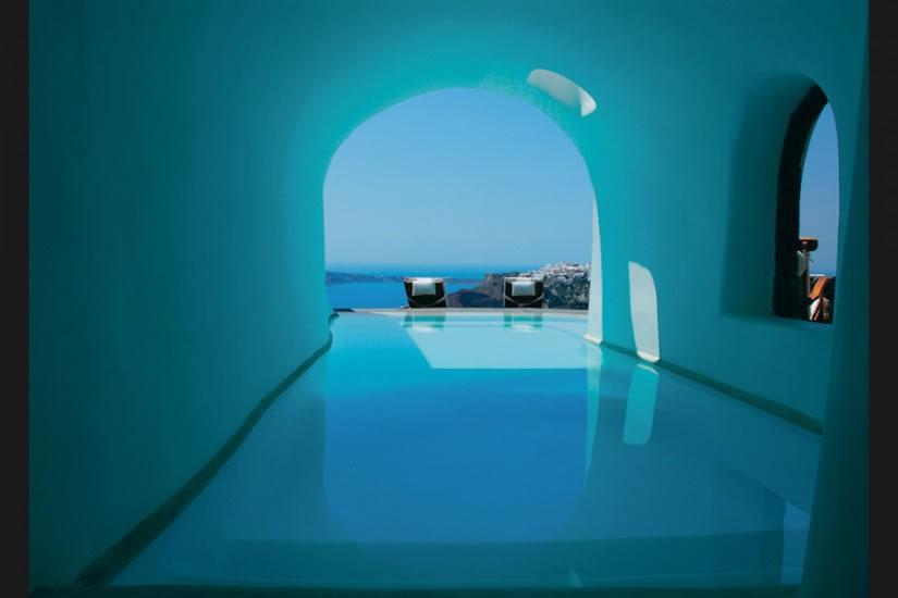 Hotel Perivolas en Oia Santorini 11