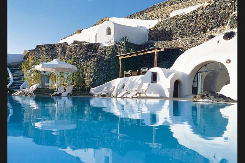 Hotel Perivolas en Oia Santorini 6