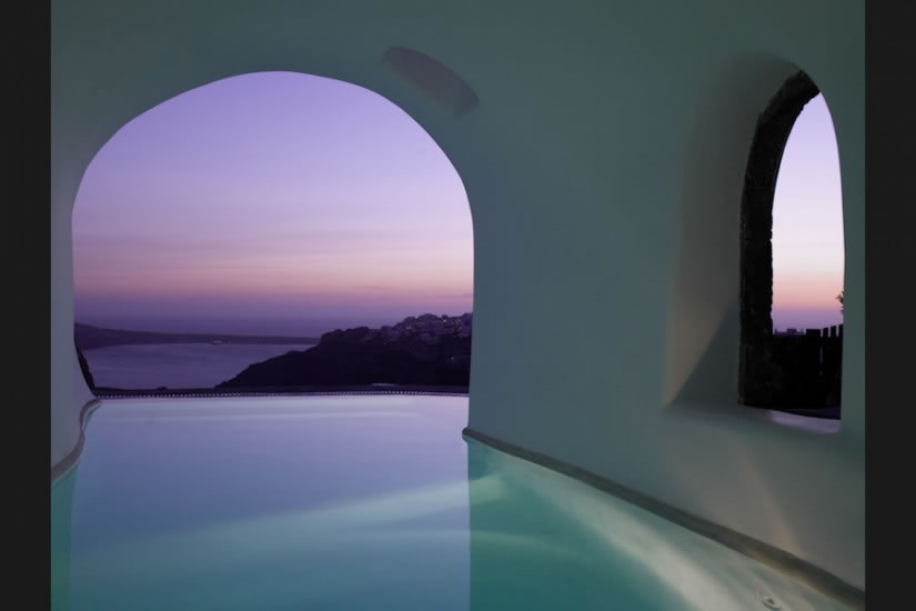 Hotel Perivolas en Oia Santorini 14