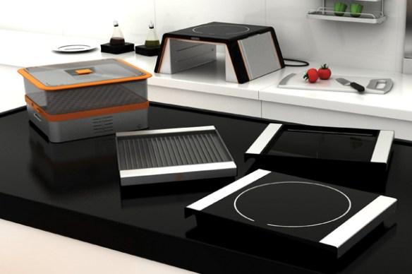 Tengología inteligente cocina 24