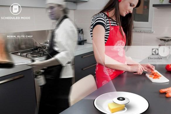 Tengología inteligente cocina 16
