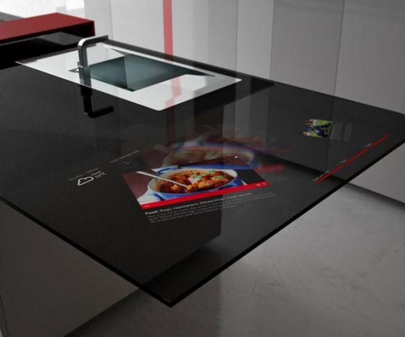 Tengología inteligente cocina 7
