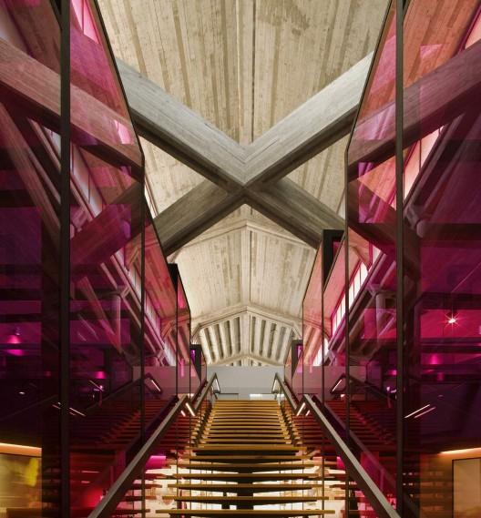 Bodegas Olarra / IA+B Arkitektura Taldea 7