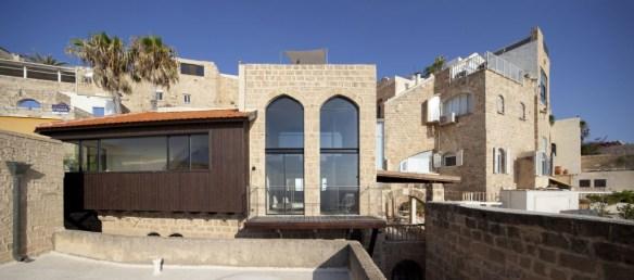 Jaffa House por Pitsou Kedem 11