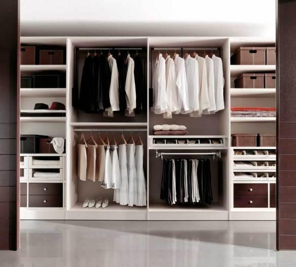 Ideas para organizar el armario 1