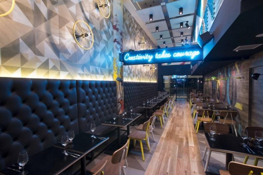 Restaurante BlueTrain 5
