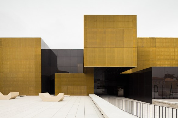 Centro Internacional para las Artes José de Guimarães 9