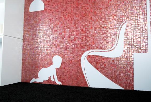 mosaico ambiente niño