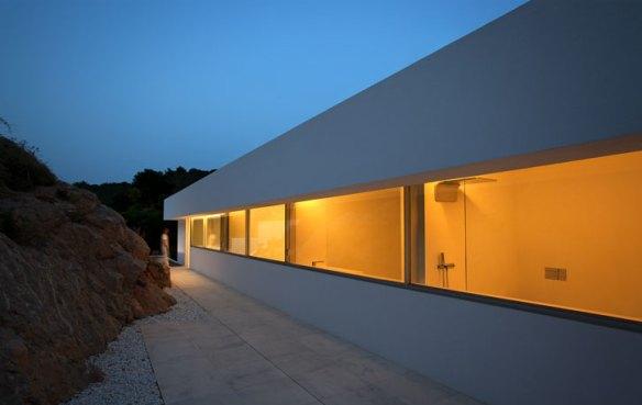 Casa del acantilado Fran Silvestre 3