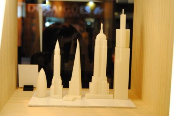 Just make, impresión 3d, rascacielos