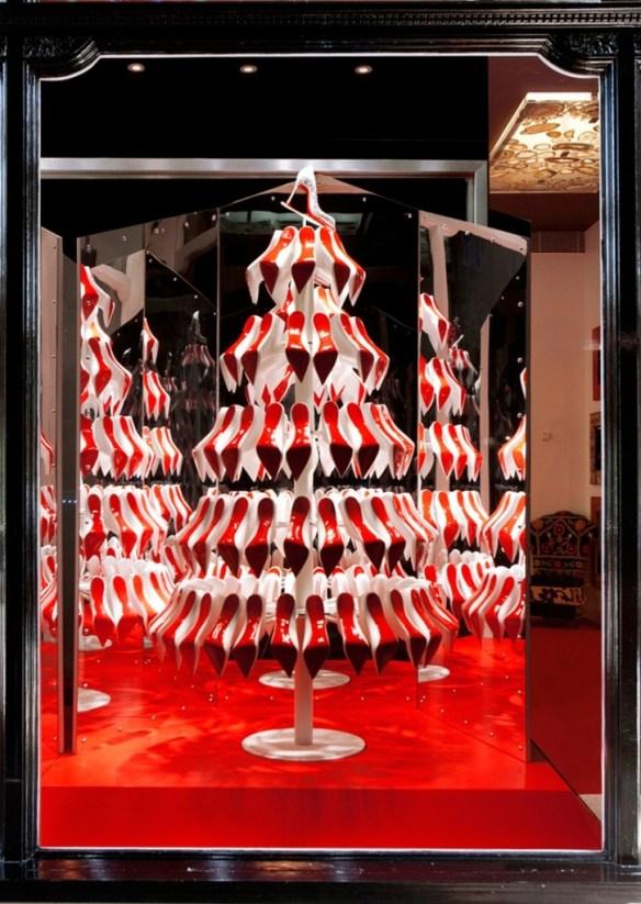 arboles alternativos, Árboles de Navidad
