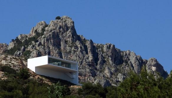 Casa del acantilado Fran Silvestre 14