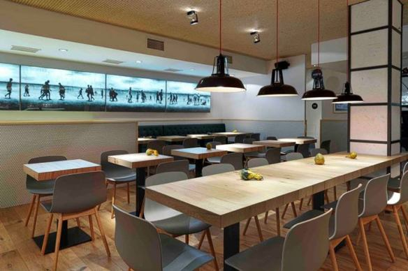 nuevo restaurante, madrid
