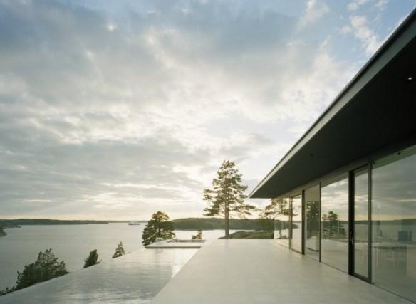 Casa del lago por John Robert Nilsson 5