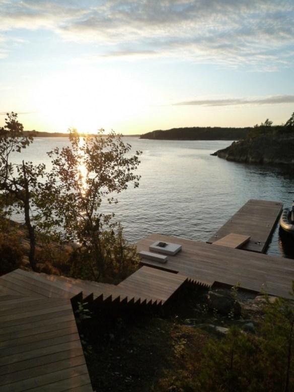 Casa del lago por John Robert Nilsson 9