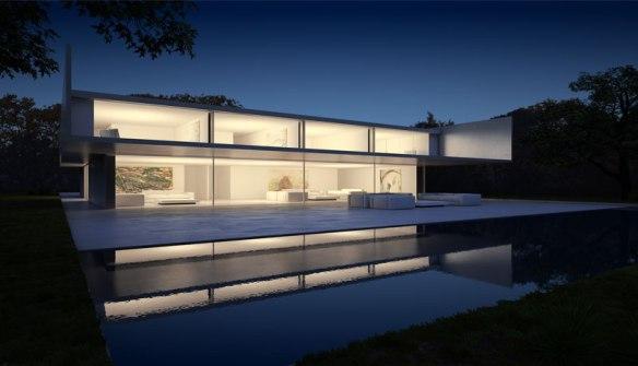 Casa de aluminio Fran Silvestre 1