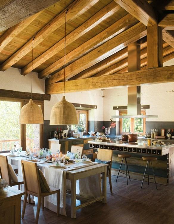 Casa de campo en los Pirineos 10