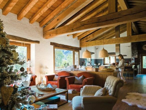 Casa de campo en los Pirineos 3