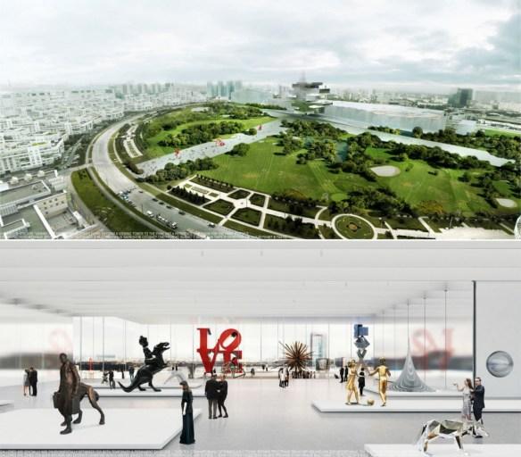 Centro Nacional para las Artes Contemporáneas en Moscú