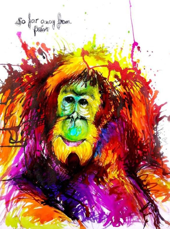 orangutanete