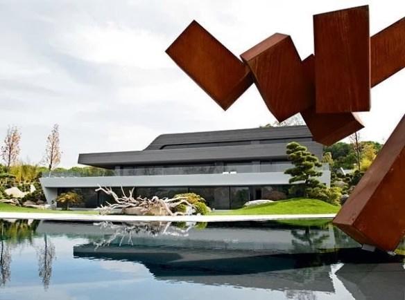 La Casa Escultura de A-cero 10