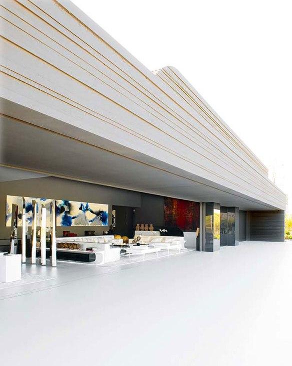 La Casa Escultura de A-cero 2