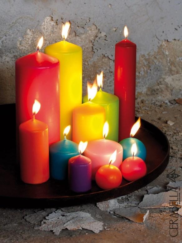 centro de velas