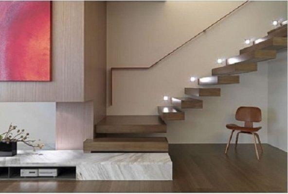 Iluminacin LED  dinteloes