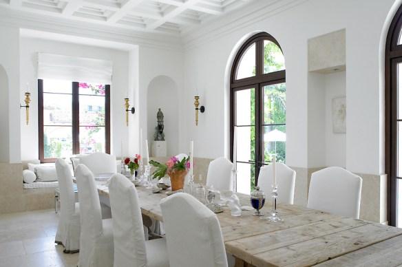 blanco comedor Ibiza