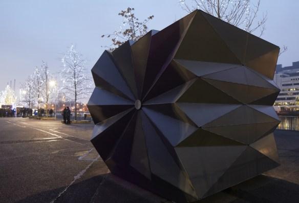 kiosco origami 8