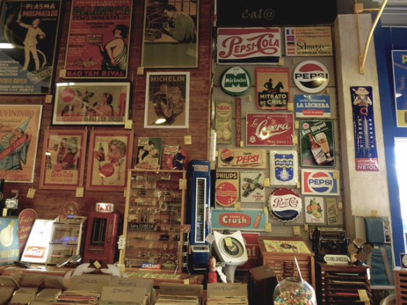 tienda retro vintage-mural-a