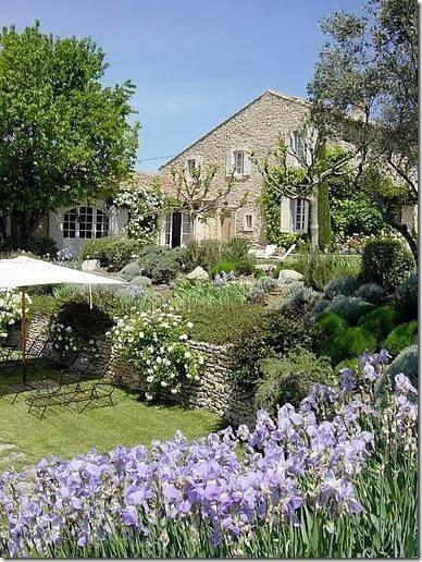 primavera jardin lavanda