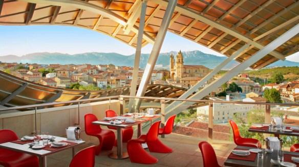 Hotel Marques de Riscal 12