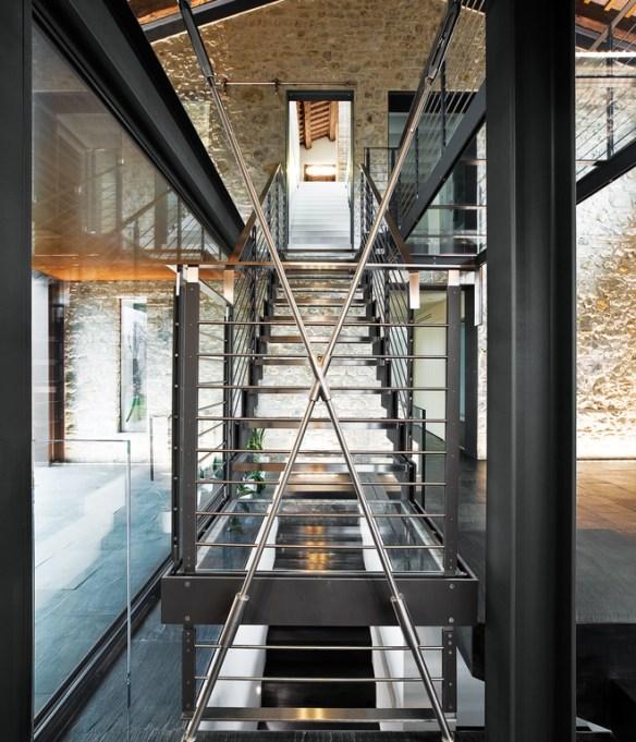 chiavelli escalera