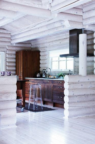 cocina troncos