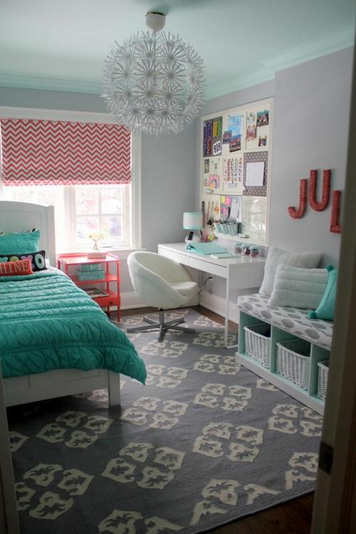 dormitorio blanco  escritorio