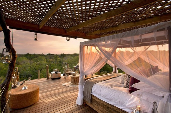 Treehouses de Lion Sands 10
