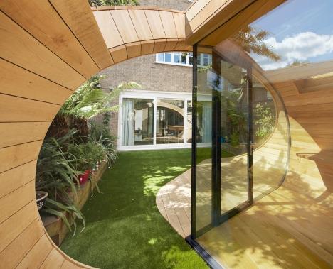 casa madera jardin 3