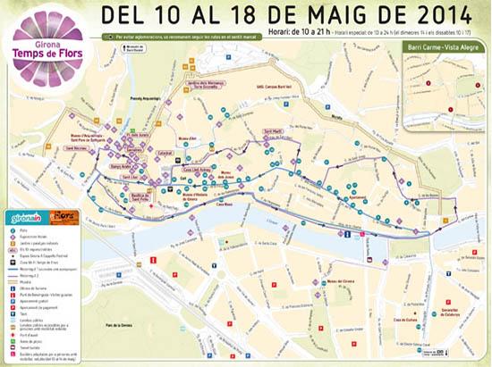 plano Gerona 2013
