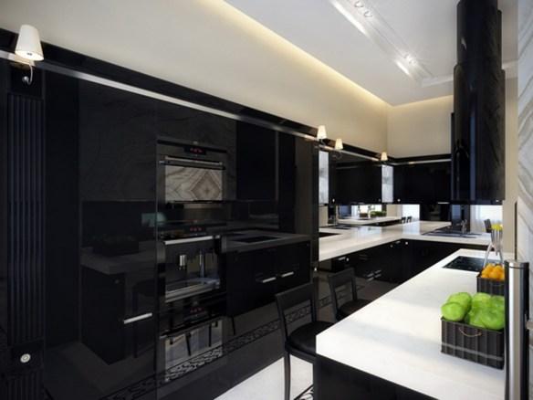 cocinas negras 8