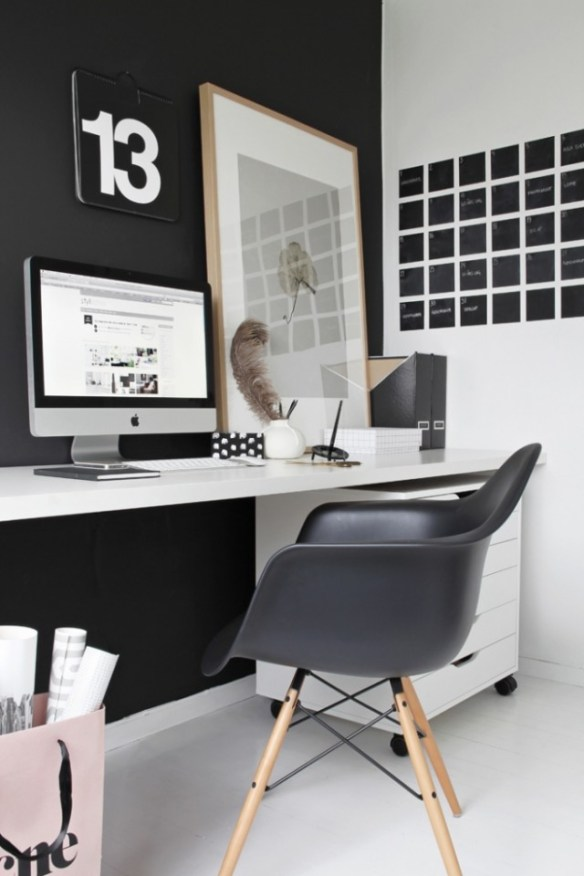 Silla Eames estudio