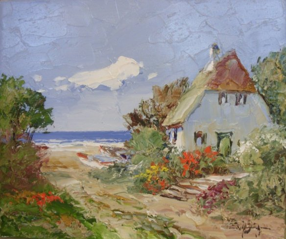 casa playa, erich p