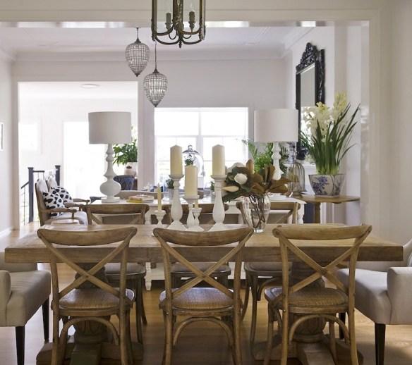 casa guarda comedor interior