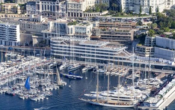 Foster + Partners Yacht Club Monaco 11