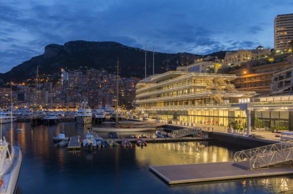 Foster + Partners Yacht Club Monaco 12